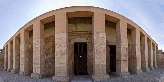 Tempio di Seti I in Abydo - Egitto Tours