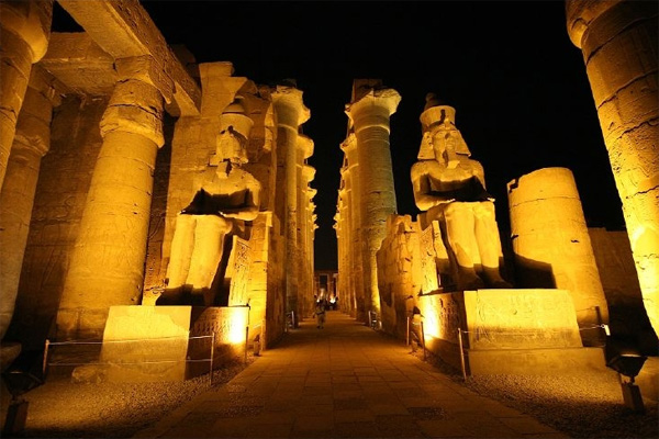 Karnak Sound and Light Show - Misr Travel