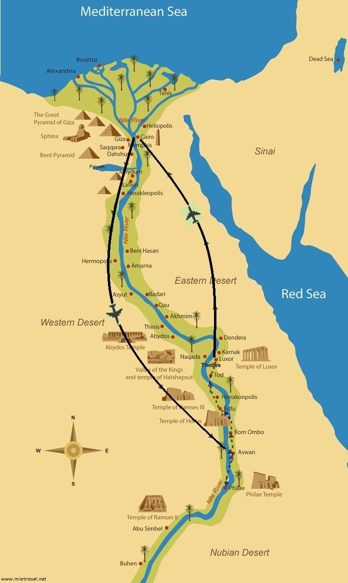 Egypt- With Misr Travel