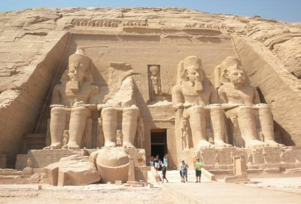 Abu Simbel Temple - Misr Travel