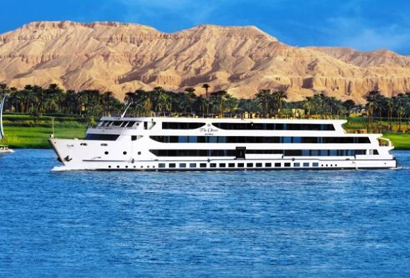 Egypt & Luxury Oberoi Zahra  Nile Cruise - Misr Travel