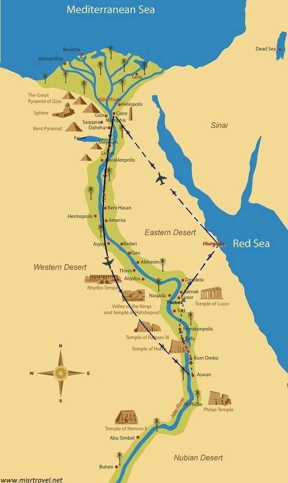 - With Misr Travel