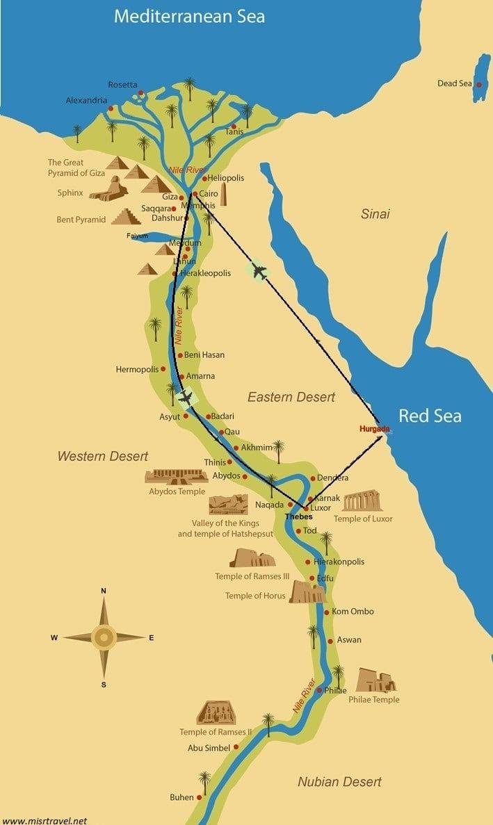 Egypt Family Holiday I Egypt Tours for family I  Family Egypt & Hurghada - Misr travel