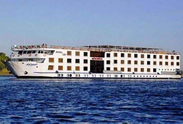 4 nights Nile cruise