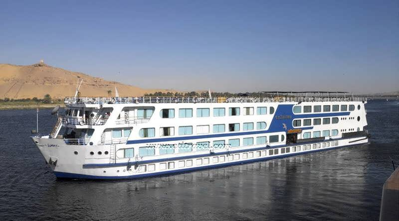 H/S Radamis Nile Cruises- With Misr Travel