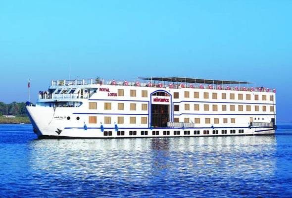Nile cruise packages - Movenpick Royal Lily &  Lotus Nile Cruises - Misr Travel