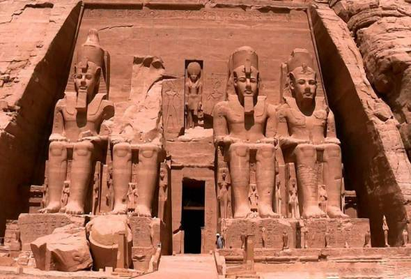 Abu Simbel Temples, With Misr Travel
