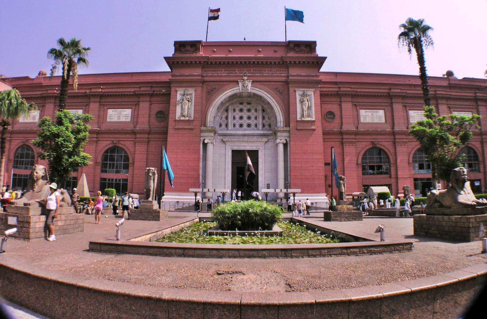Visita il Museo Egizio del Cairo - MisrTravel