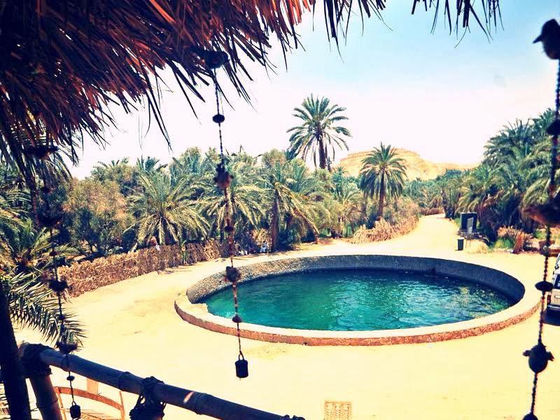 visite de hammam de cleopatra à Marsa Matrouh avec Misr Travel