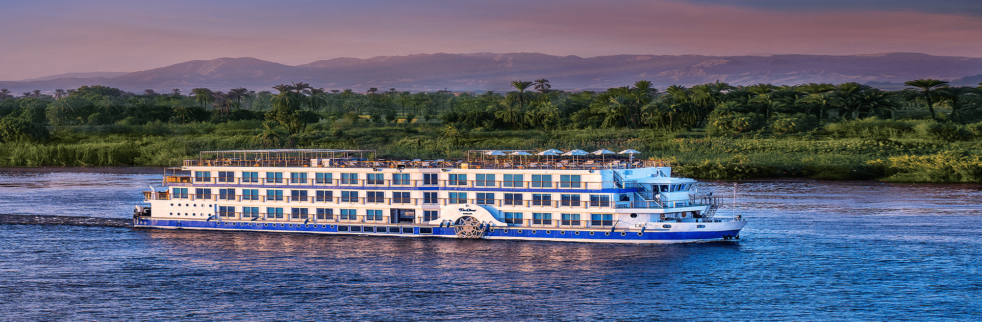 Easter Nile Cruise with Misr Travel