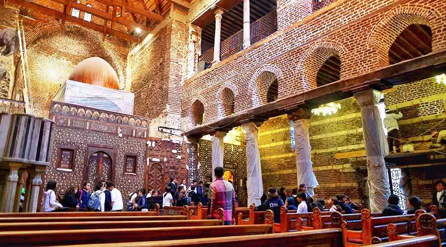St. Sergius Church - Coptic Cairo
