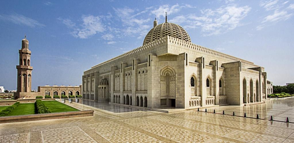 Masjed Qabous,Viaggio in piu' di un paese