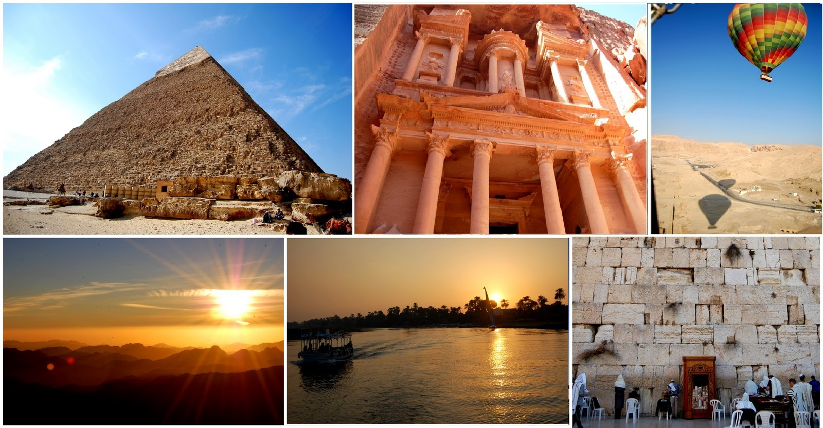 Multi-Country Tours | Middle East Tours - Misr Travel