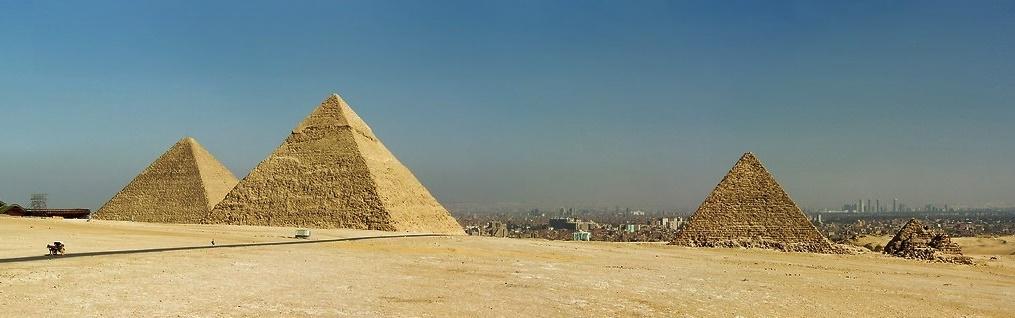Visitare le piramidi del Giza - Cairo Tours - Misr Travel